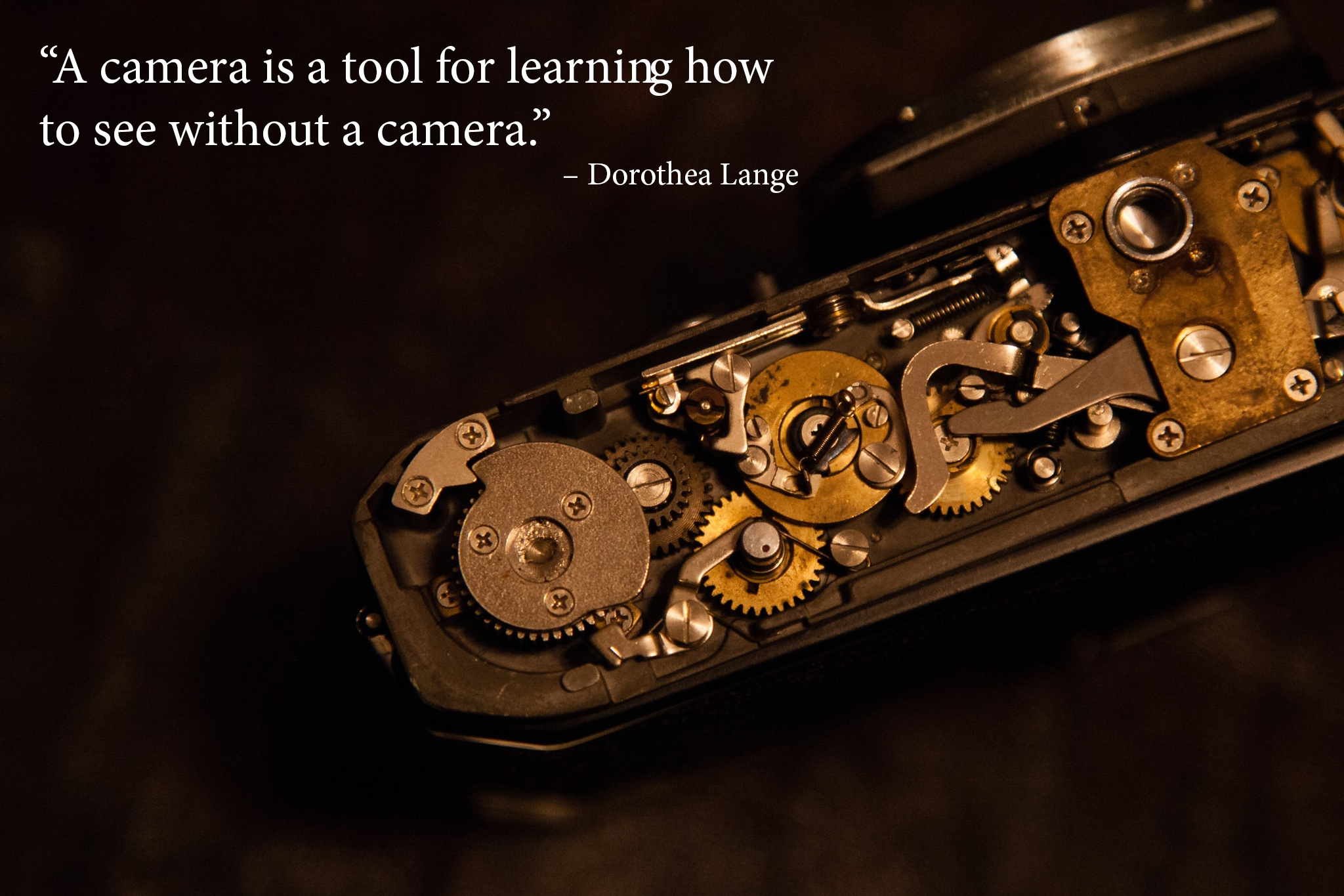 photography quotes -Clockwork