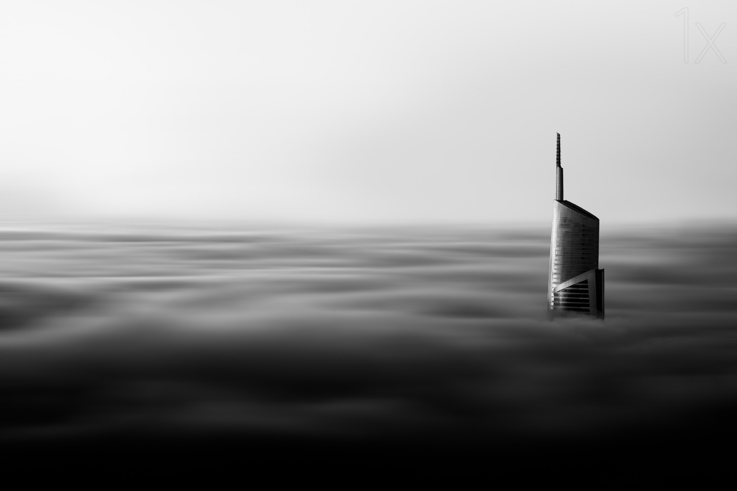 How I Got the Shot: Skyscraper Emerges from the Dubai Fog
