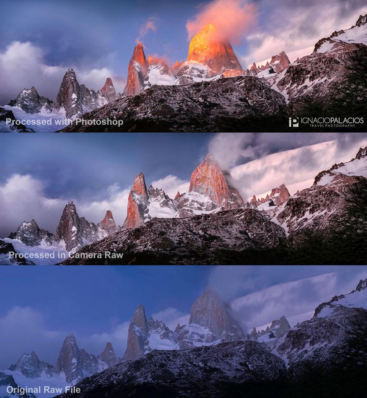 Fitz Roy, Patagonia November 2013
