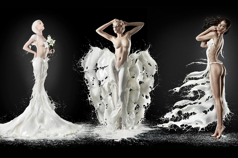 Meet Milk Splash Photography Master Jaroslav Wieczorkiewicz (NSFW)