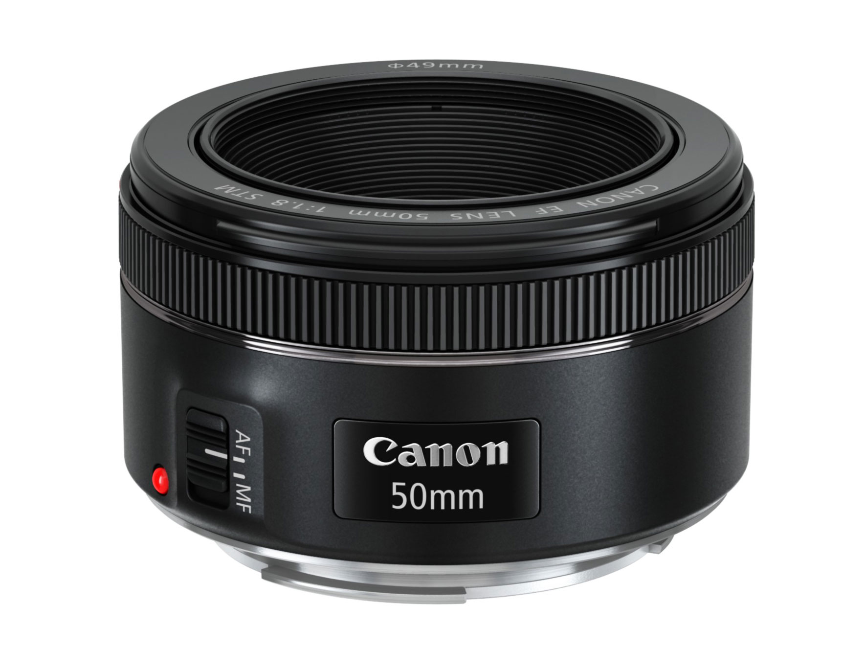 Canon Reveals All New, Sturdier 'Nifty Fifty' 50mm f/1.8 Lens