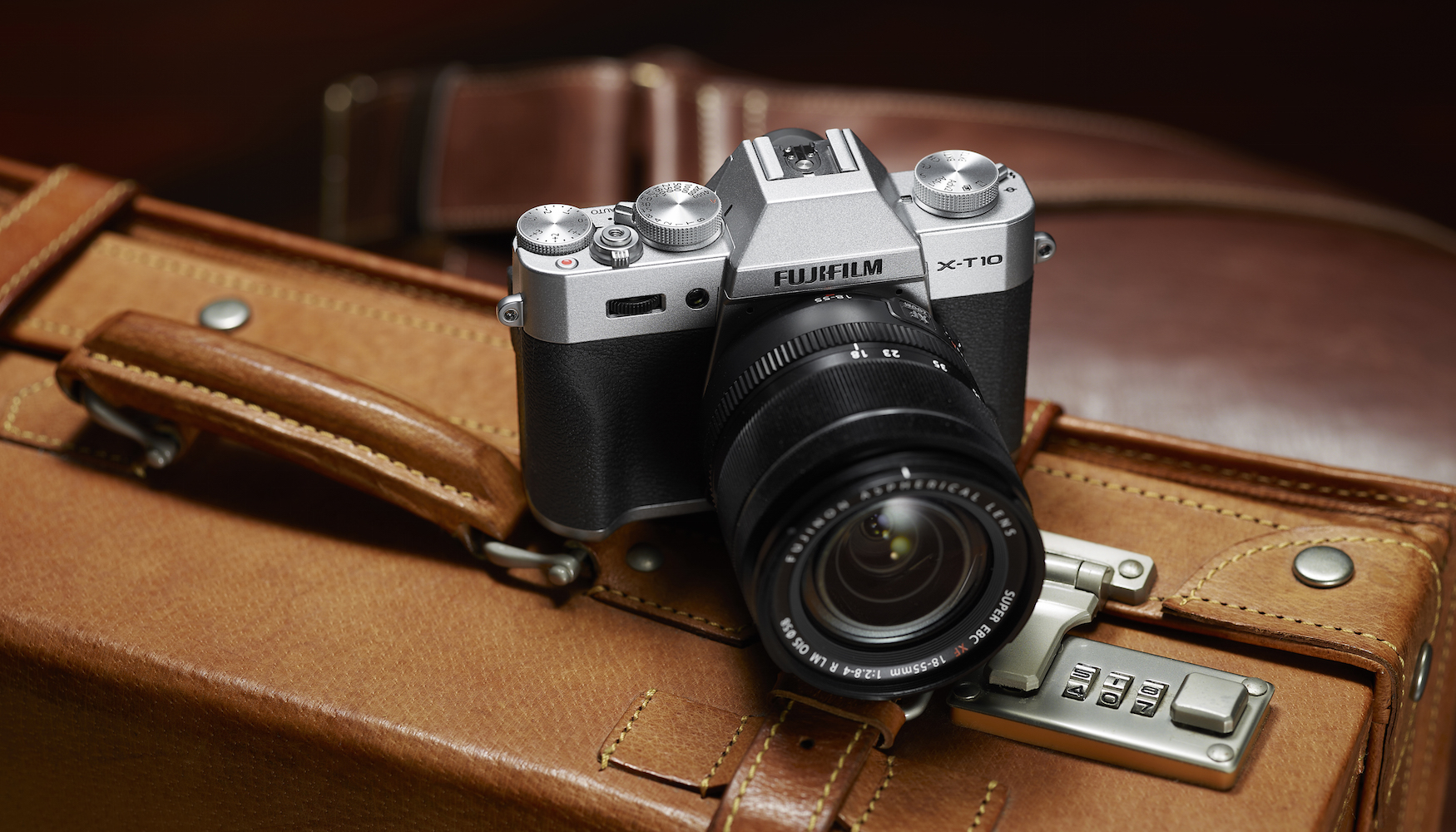 Fujifilm Unveils the New X-T10: A Portable, Affordable Version of the X-T1