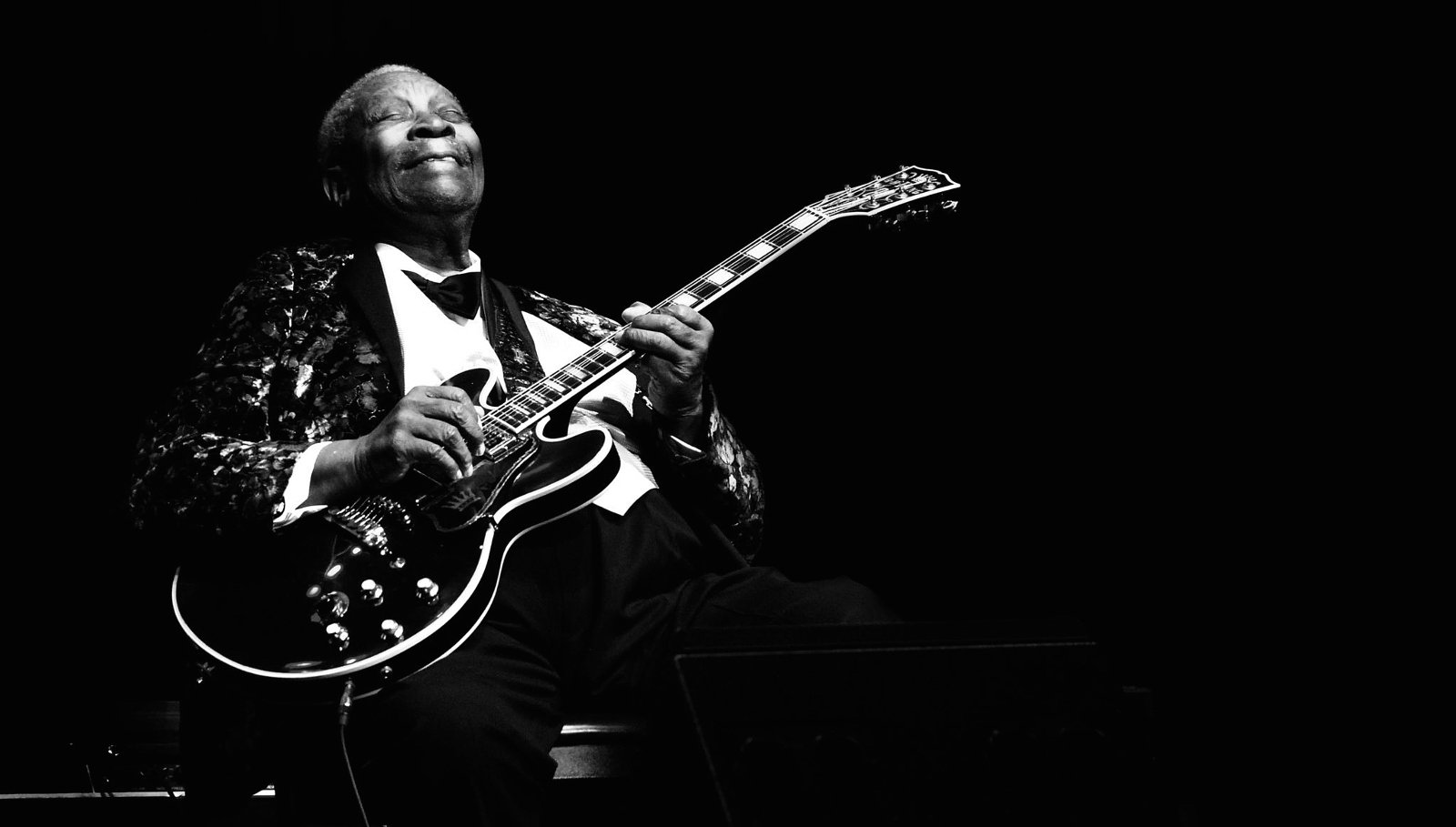 In Memoriam: A Photographic Tribute to Blues Legend BB King