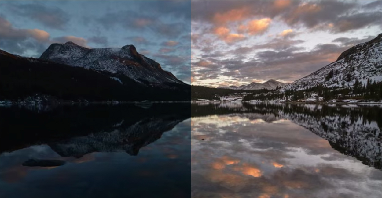 Lightning Quick Photo Edit: See a Landscape Photo Transformed in Just 5 Minutes