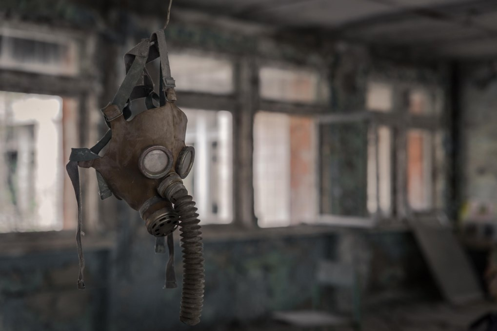 15 Haunting Urbex Photos from the Chernobyl Exclusion Zone