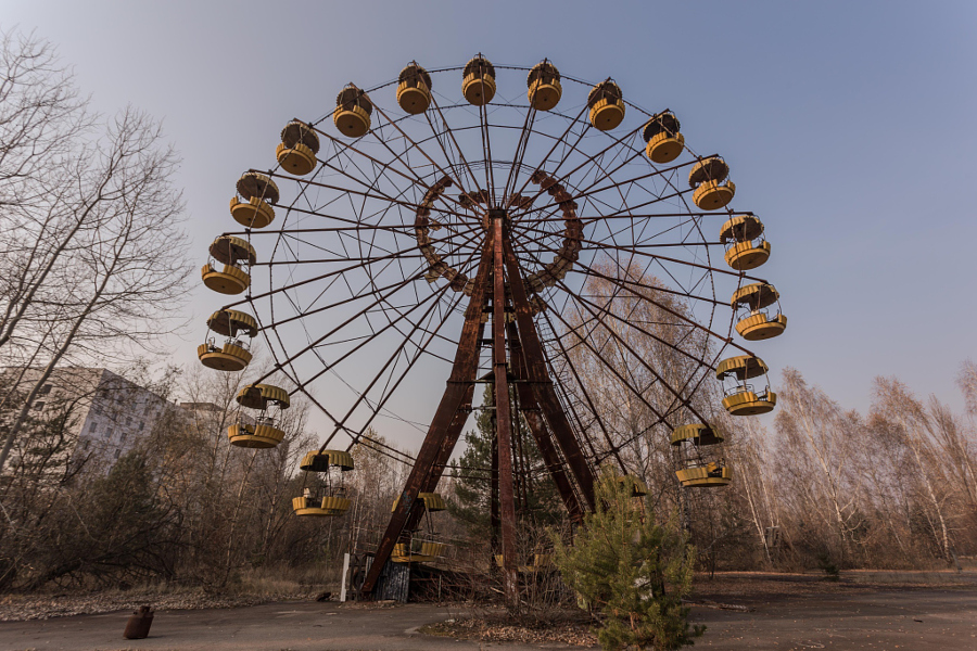 15 Haunting Urbex Photos from the Chernobyl Exclusion Zone - 500px