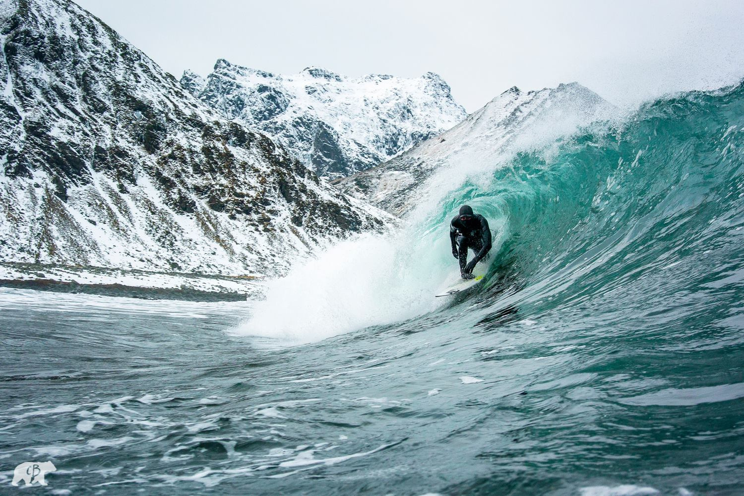 Chris Burkard at TED: The Joy of Arctic Surf Photography