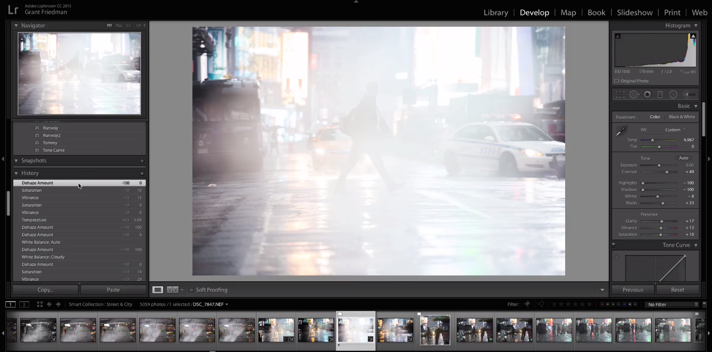 Video Shows the Unbelievable Power of Lightroom's New Dehaze Tool