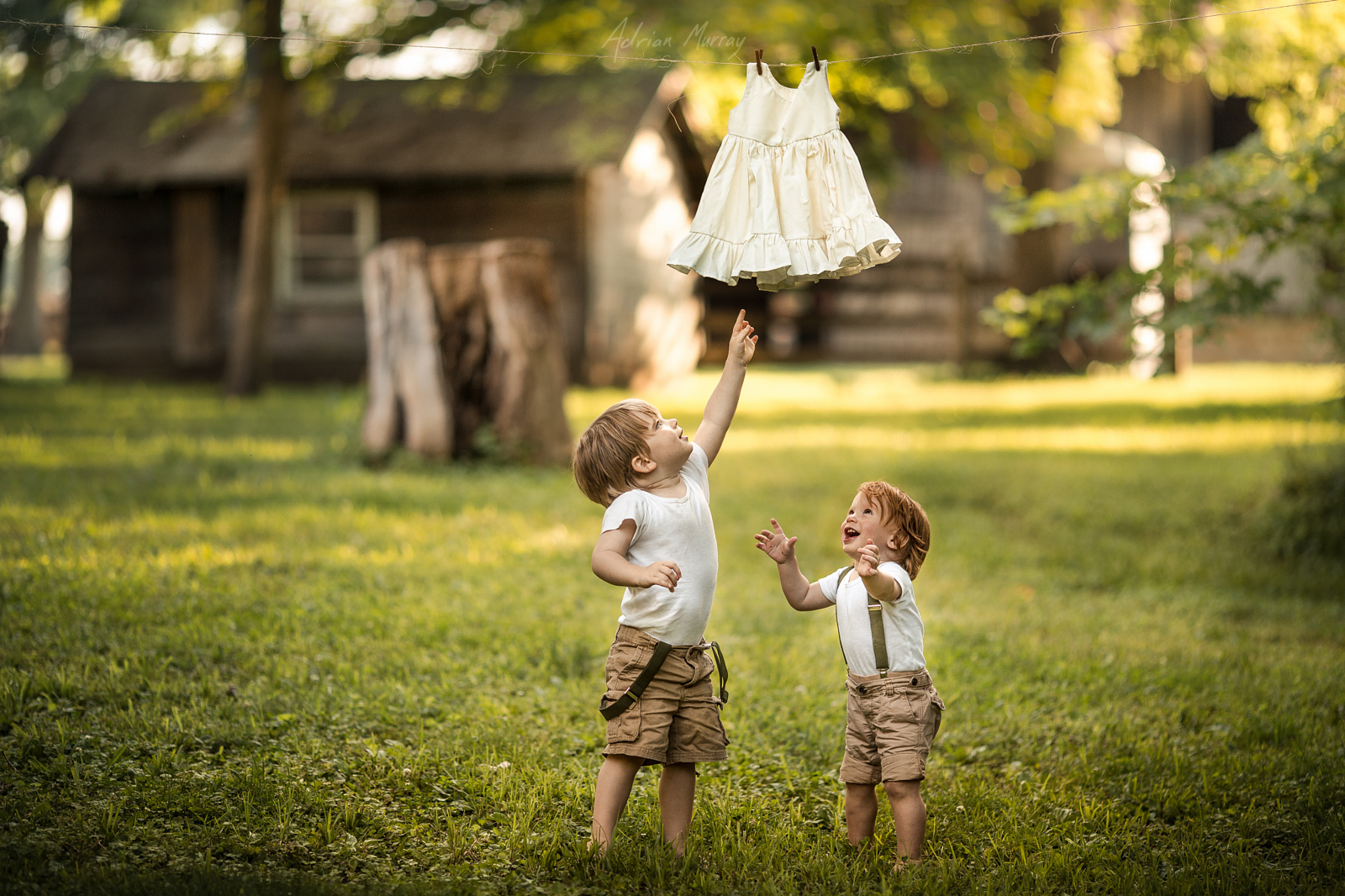 It's a Girl! Adrian Murray Posts Adorable Baby Announcement to 500px