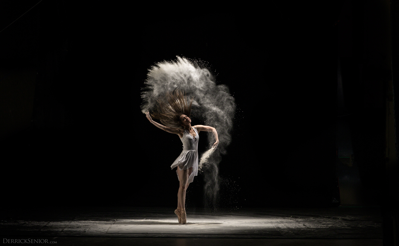 15 Explosive Dancer Portraits by Derrick Senior