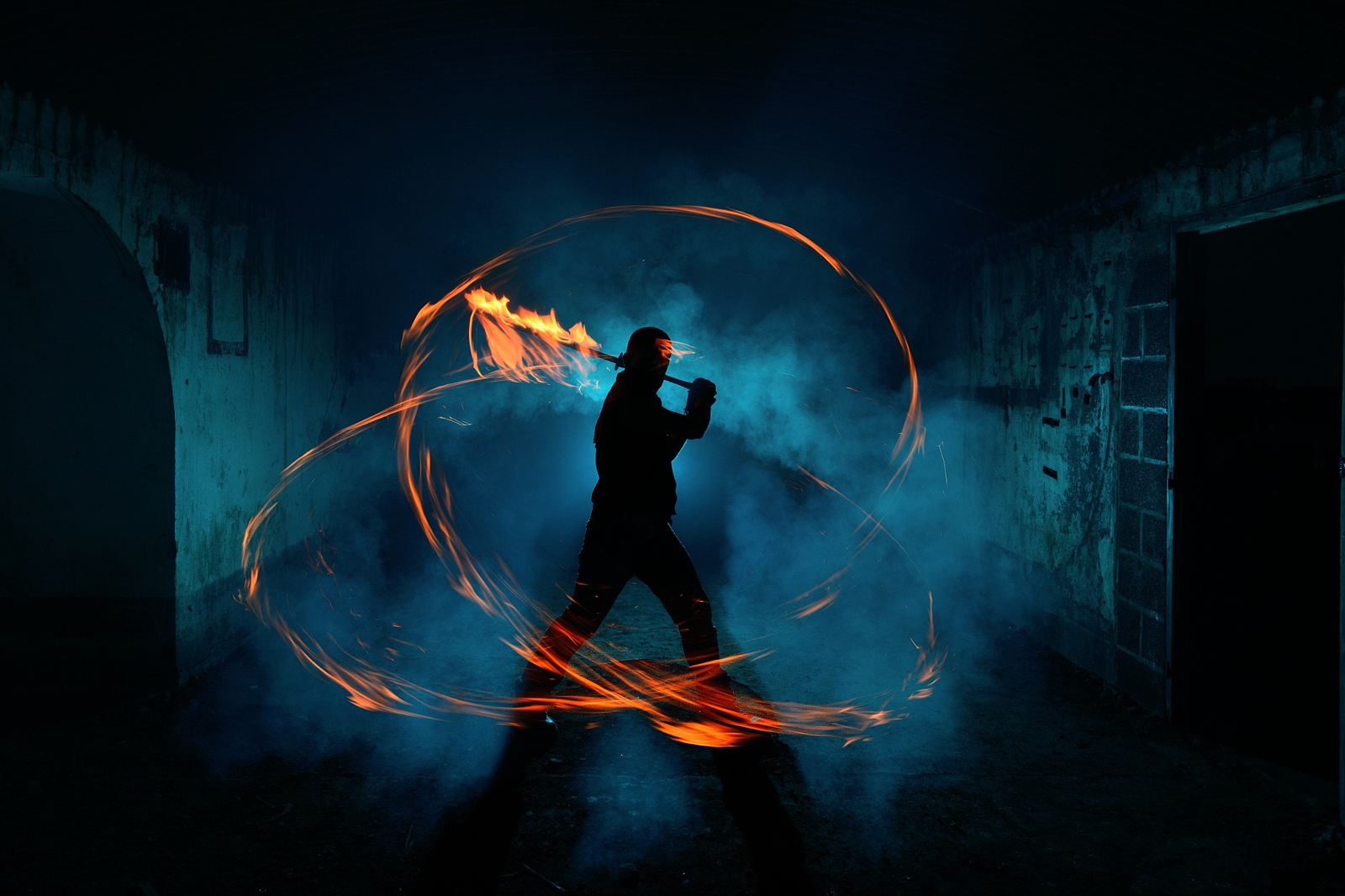 13 Epic Light Painting Shots on 500px