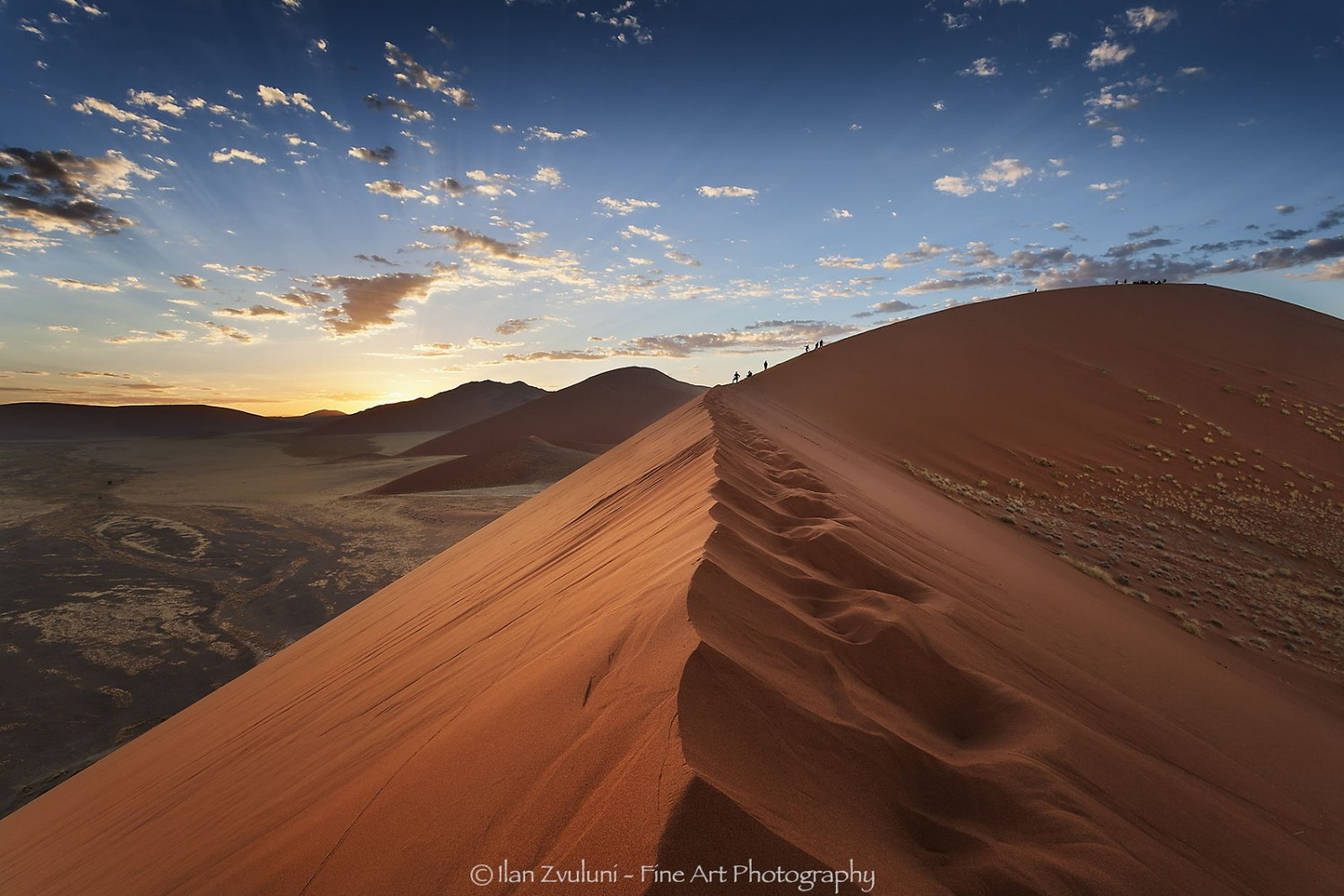 25 Photographs of Some of the Largest Sand Dunes on Earth