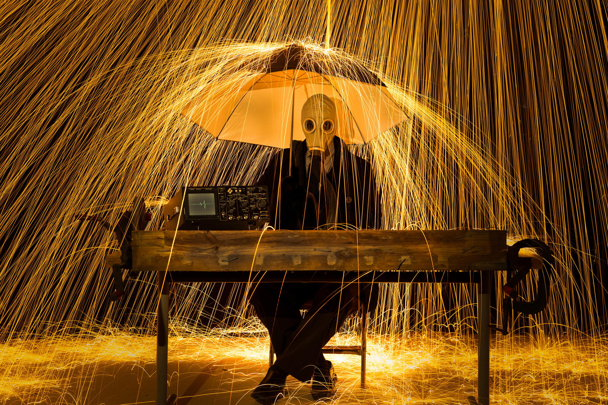 21 Fiery Photos: The Best Steel Wool Photography on 500px