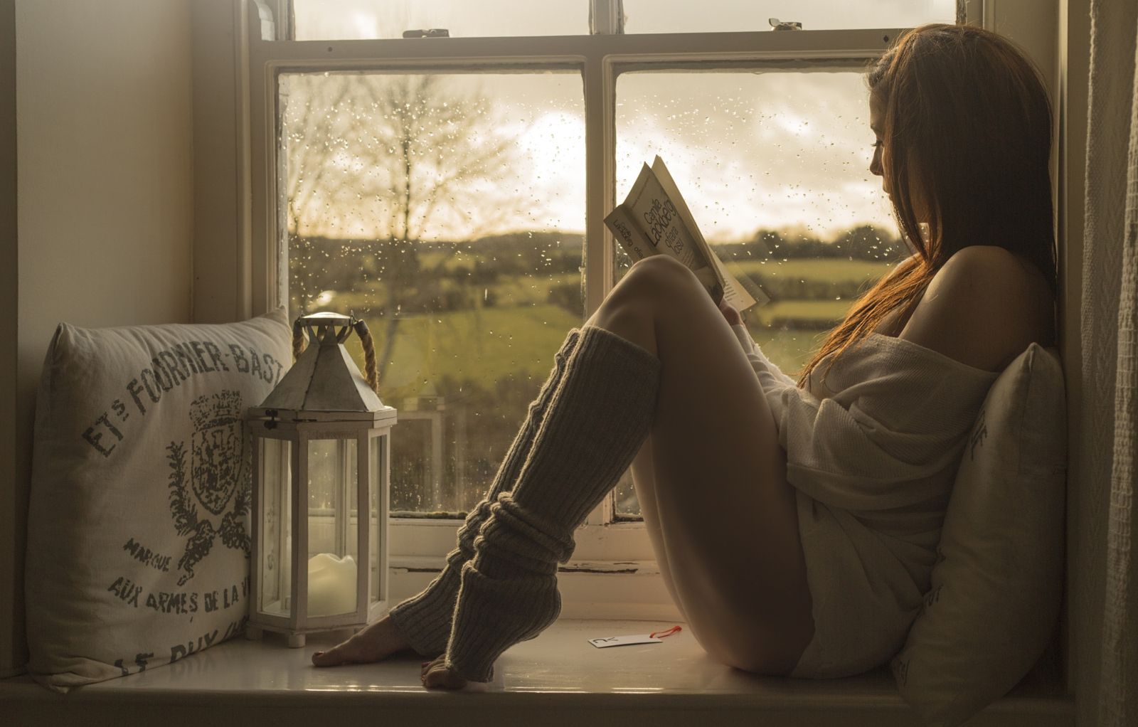 Photo Tip: Try Using a Window for More Dramatic Portraits