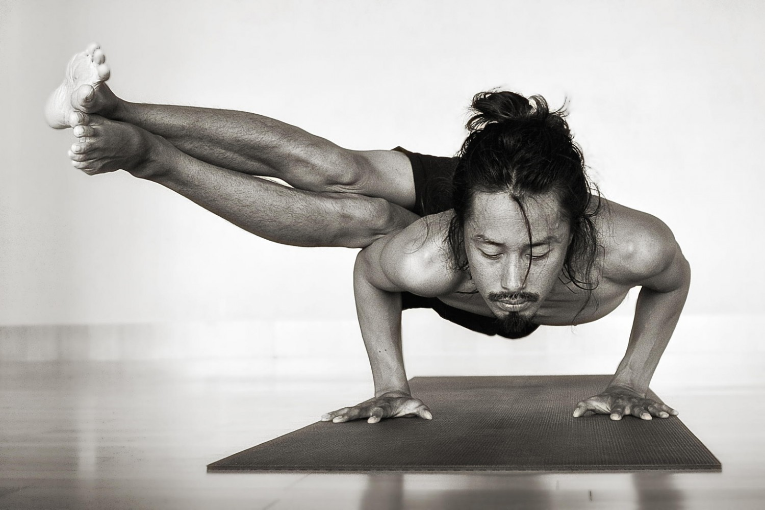 21 Killer Yoga Photos from the 500px Marketplace