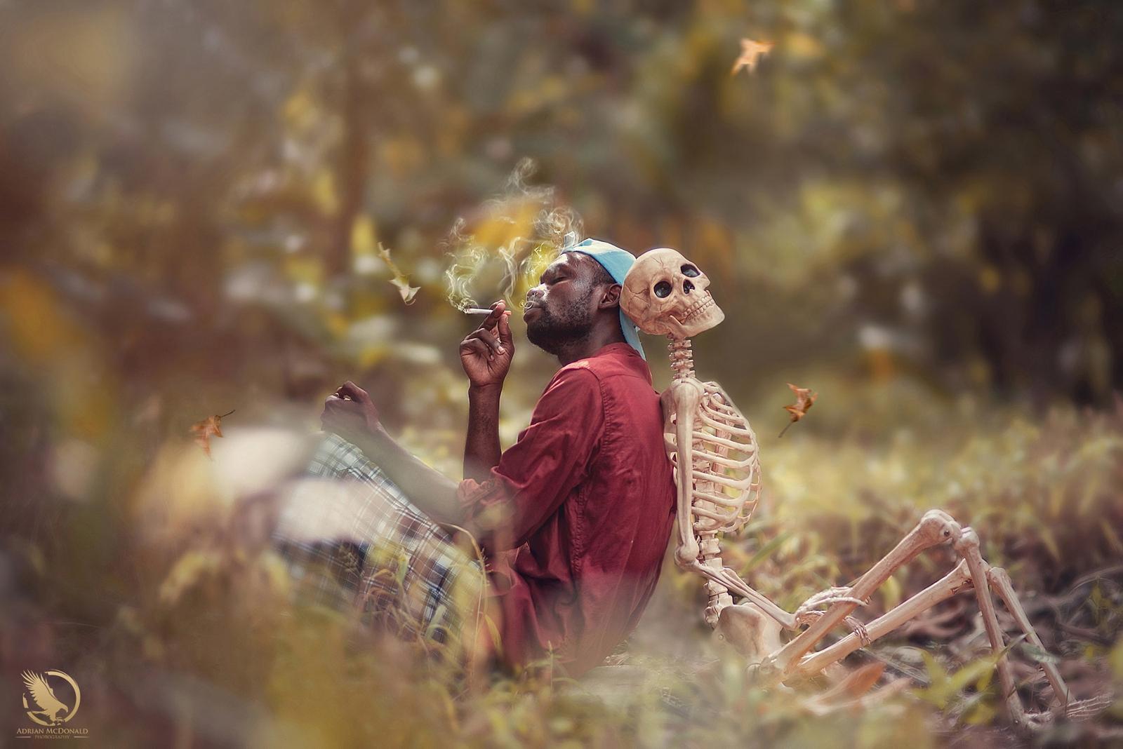 Adrian McDonald's Photography is 'Like an Awareness Pill'