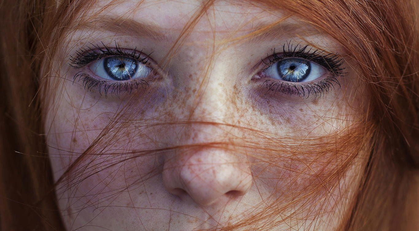 All About the Eyes: 21 Portraits that Gaze Into Your Very Soul