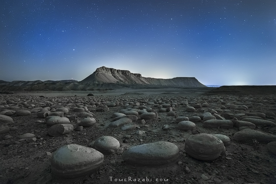 Landscapes of Israel Time-Lapse Reveals the Country's Natural Beauty