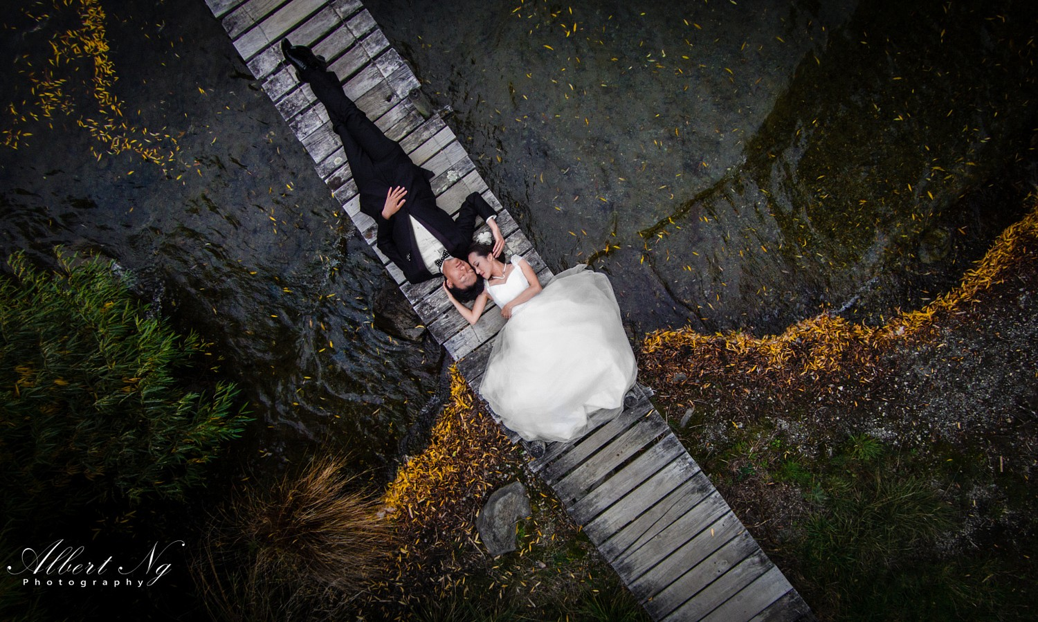 500px Blog » » 7 Fun & Creative Wedding and Engagement Photo Ideas