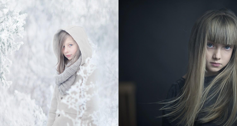 25 Beautiful, Moody, & Dramatic Portraits by Magdalena Berny