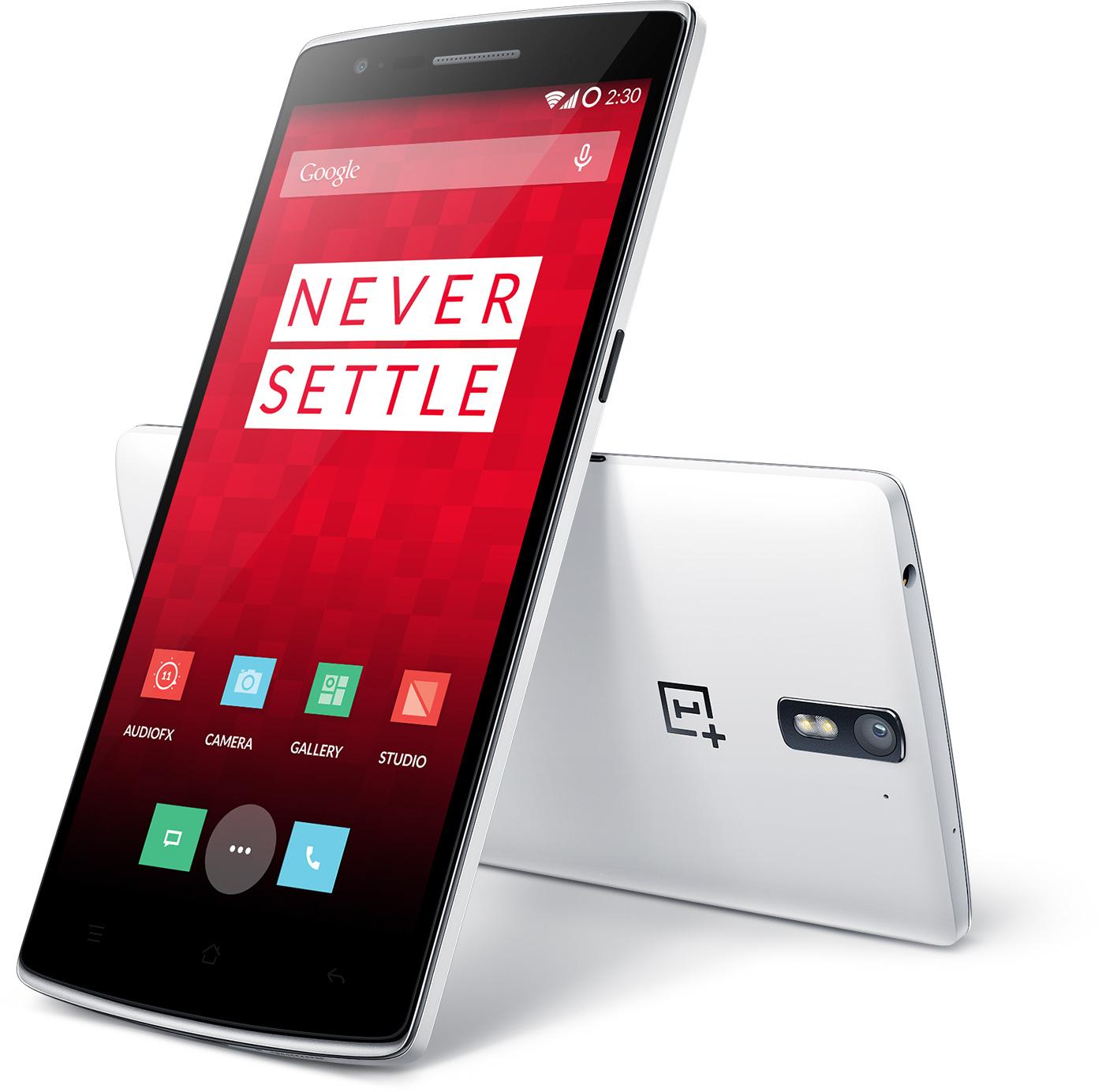 The OnePlus One. Via oneplus.net