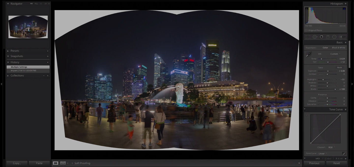 Watch Lightroom's Panorama Merge Kick Photoshop's Ass
