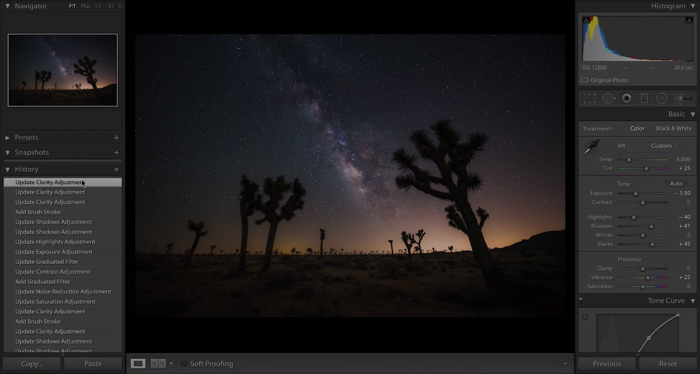 Tutorial: How to Process a Milky Way Photo