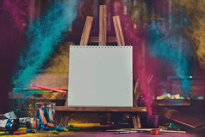 Tutorial: An Easy Way to Make Beautiful Powder Clouds