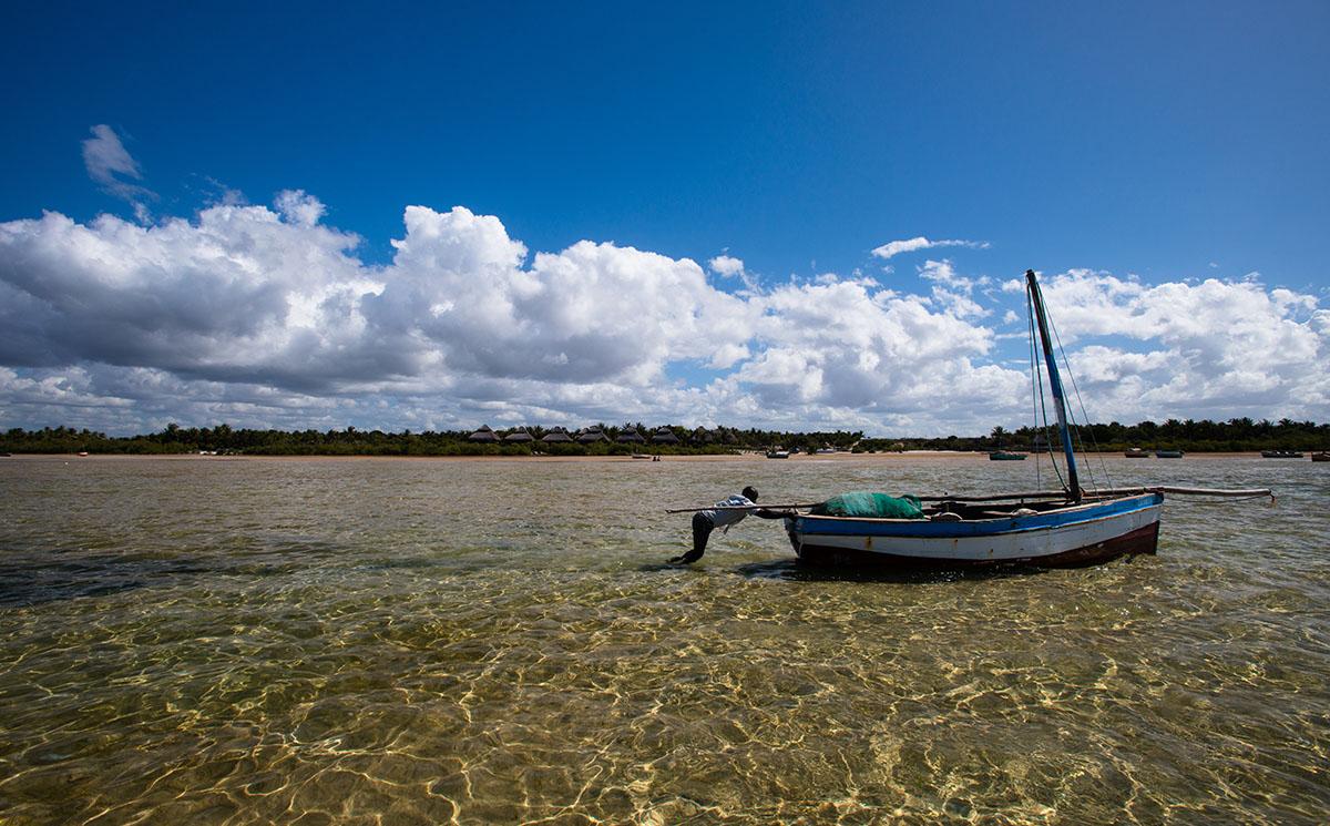 Vilankuos, Mozambique