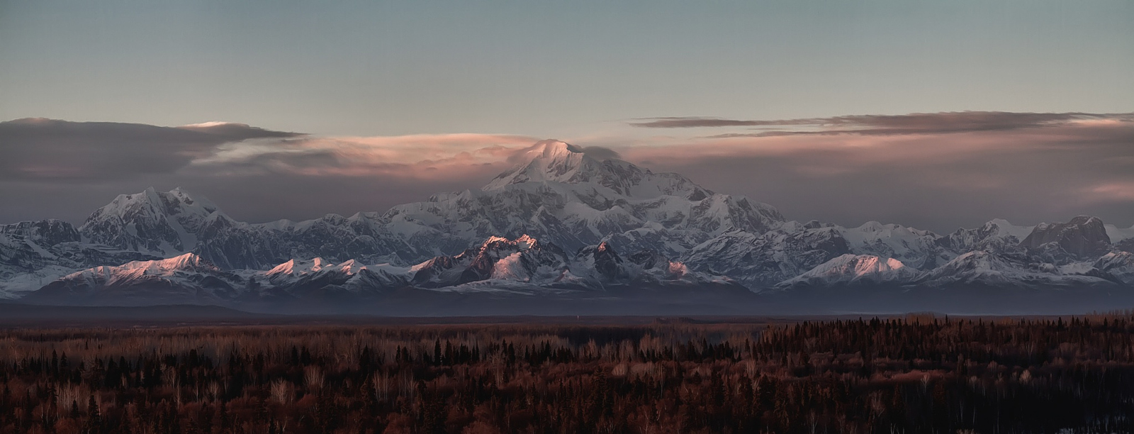McKinley No More: 20 Beautiful Photos of Denali