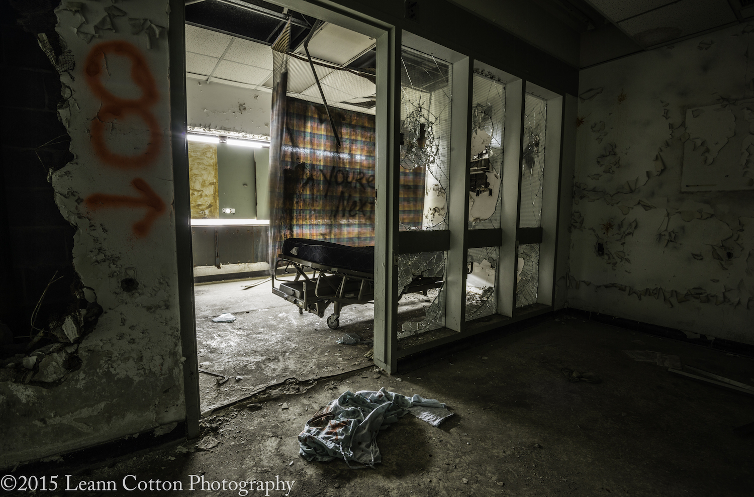 Bullets, Graffiti, & Axe-Wielding Strangers: An Ode to Urbex