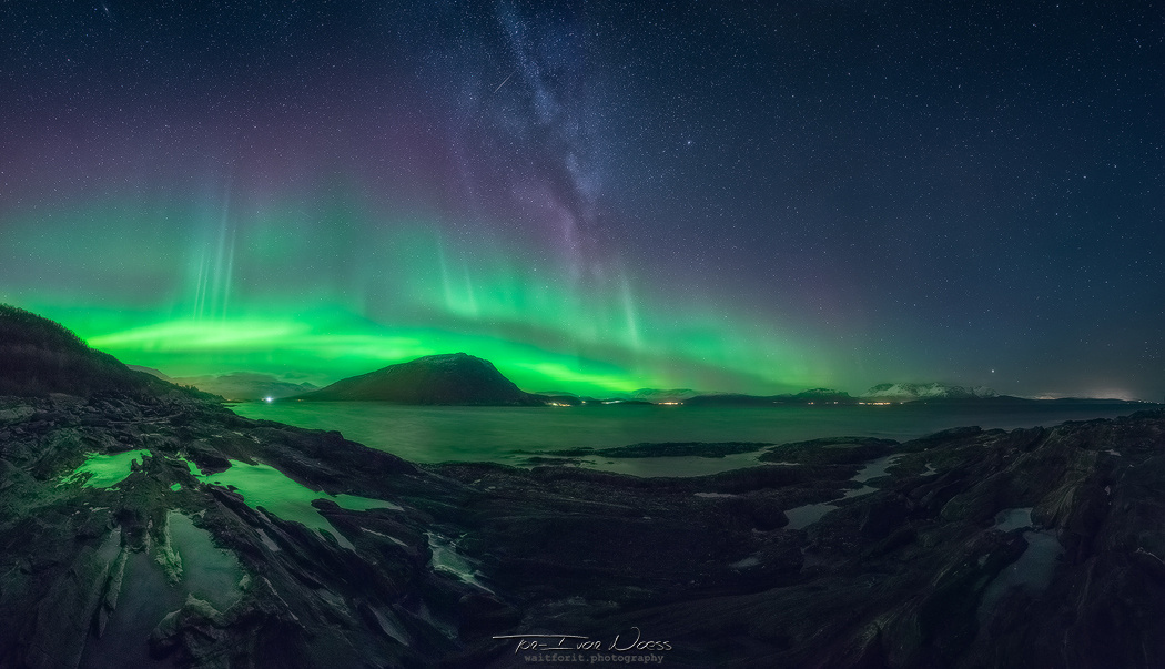 How to Photograph the Aurora Borealis, a Tutorial