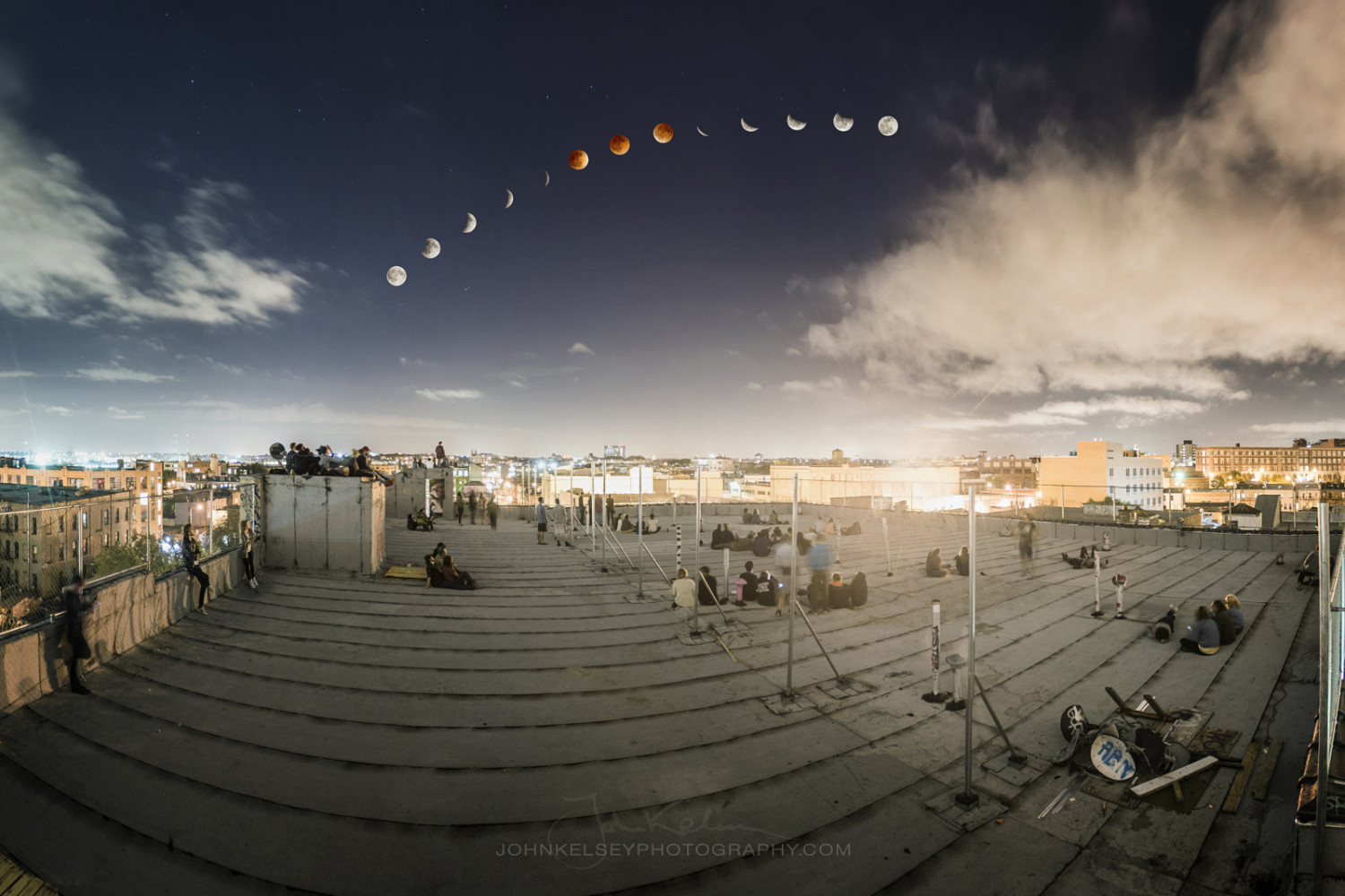 40 Amazing Eclipse Photos from Last Night's 'Super Blood Moon'