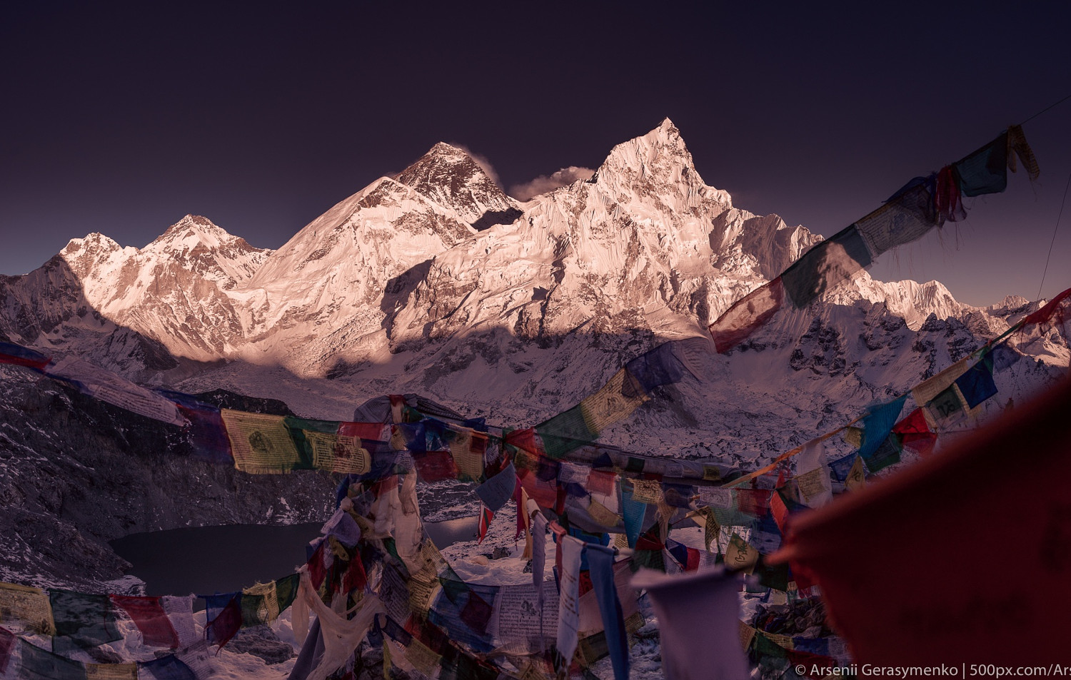Everest: 30 Majestic Photos of the Tallest Mountain on Earth