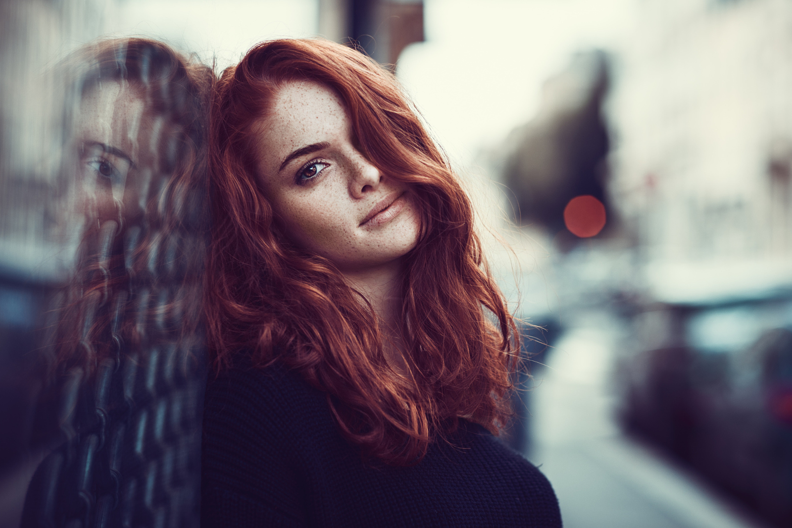 30 Beautiful Portraits that'll Make You Wish You Had Freckles - 500px Blog