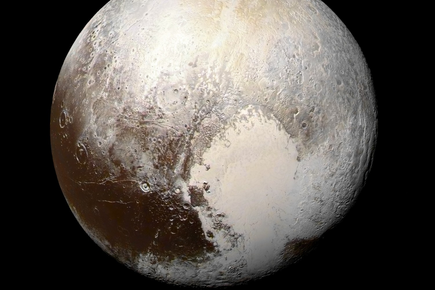 Just Wow: This is The Highest Resolution Image of Pluto Yet