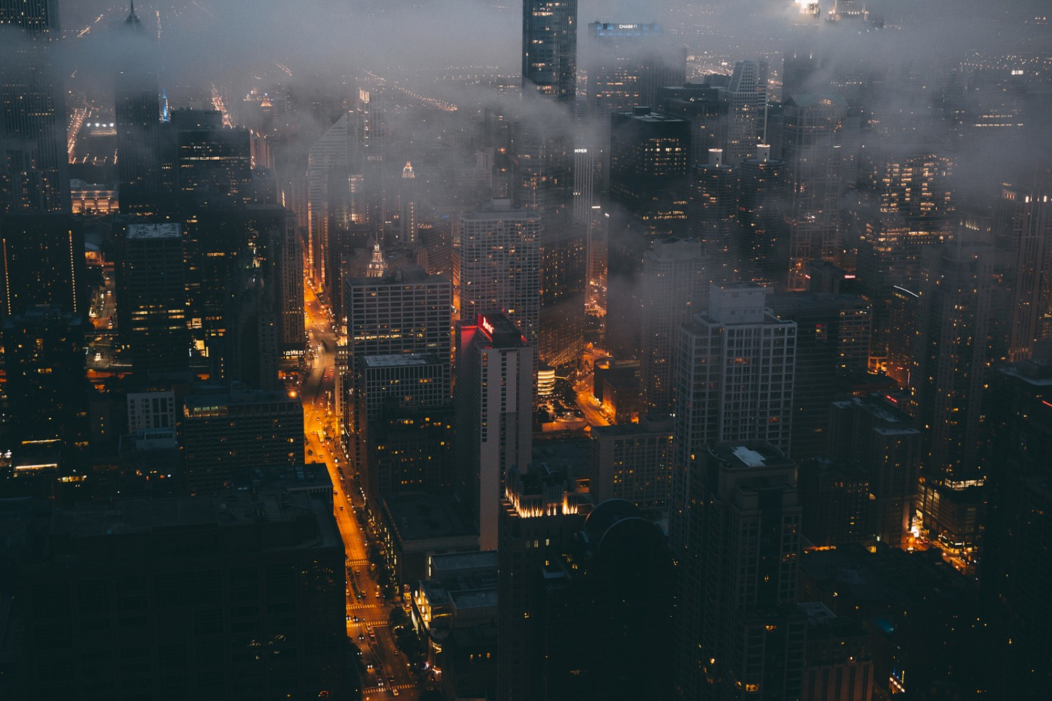 500px NEXT: Moody & Dramatic Cityscapes by Michael Salisbury