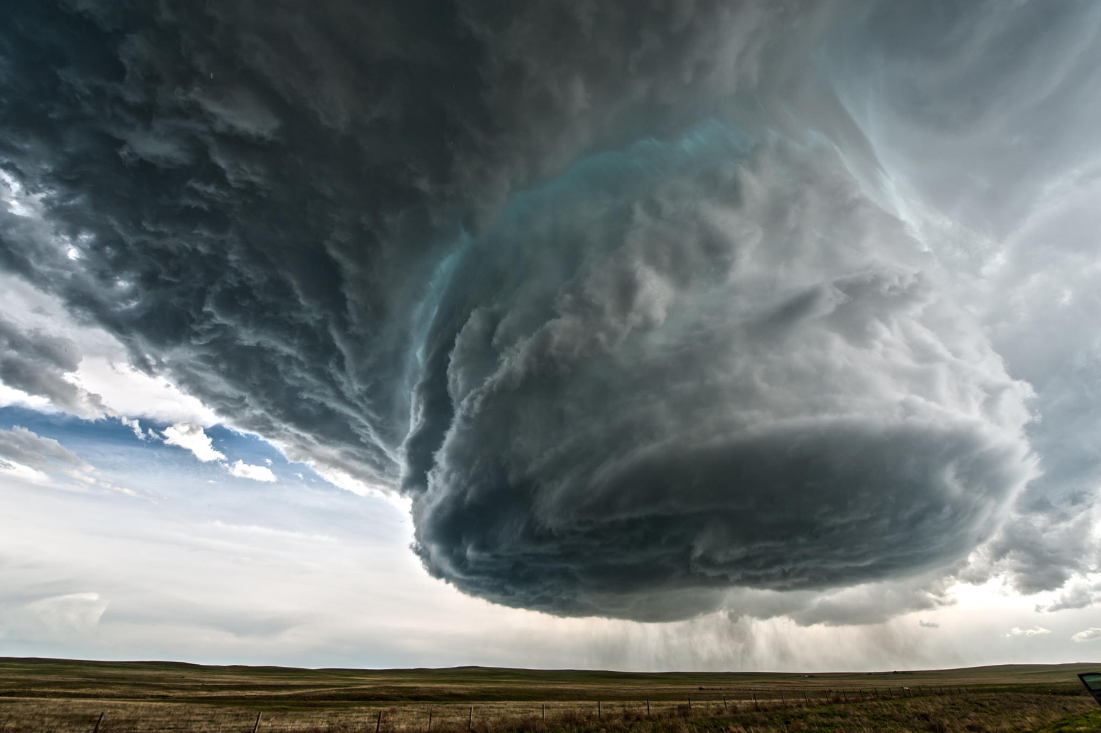 10 Craziest Supercells on 500px, Because Storms are Awesome