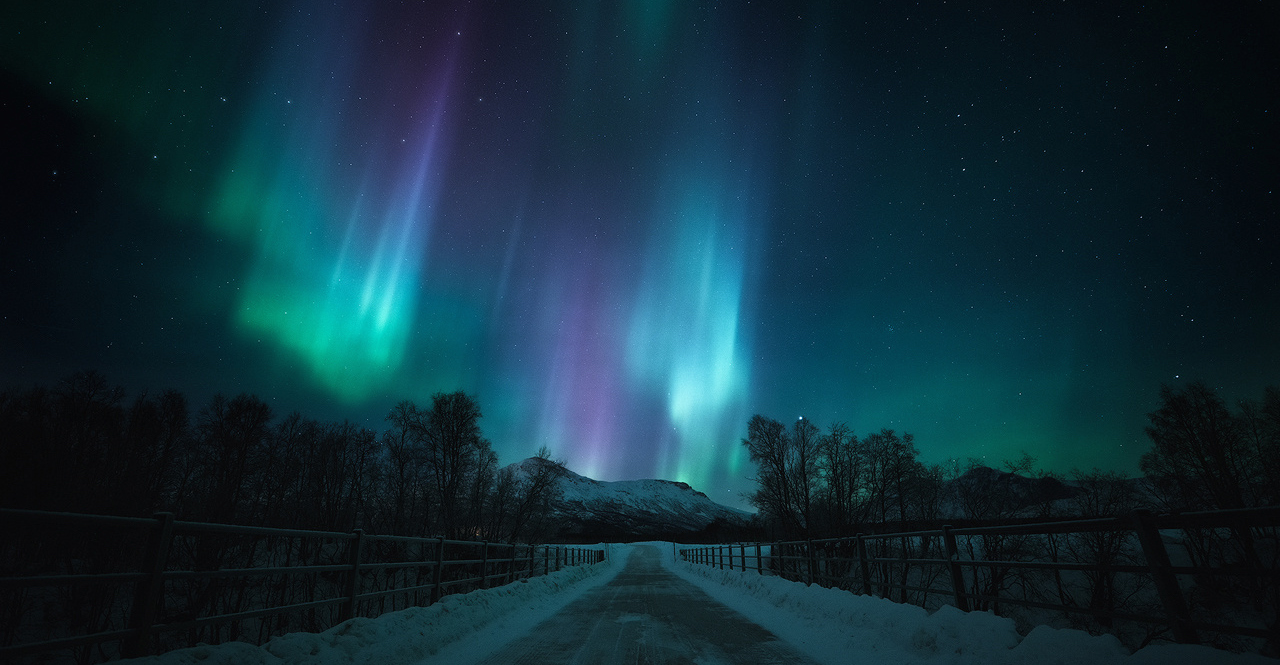 15 Breathtaking Photos of the Aurora Borealis Over Norway