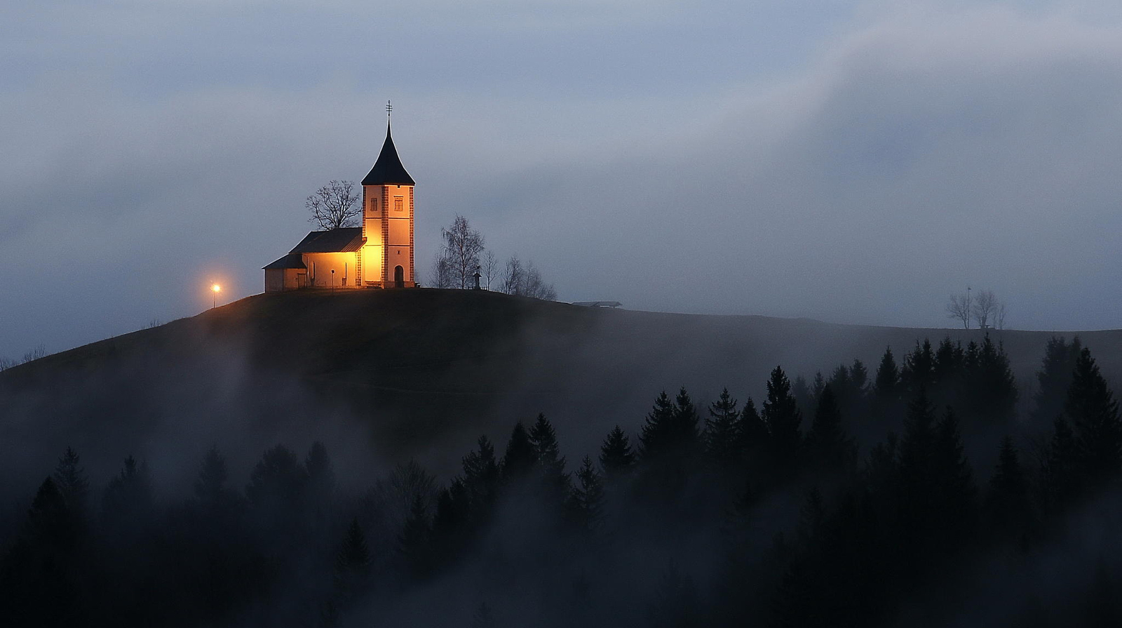 25 Beautiful, Solitary Churches Tucked Away in Nature