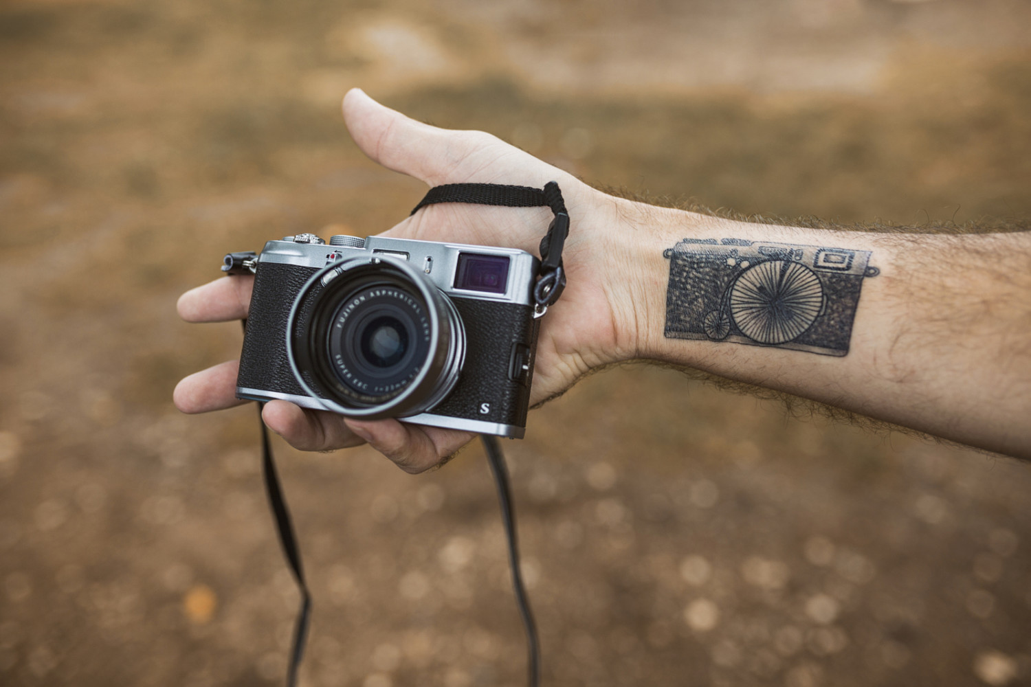 Community Time: What Was Your First Camera?