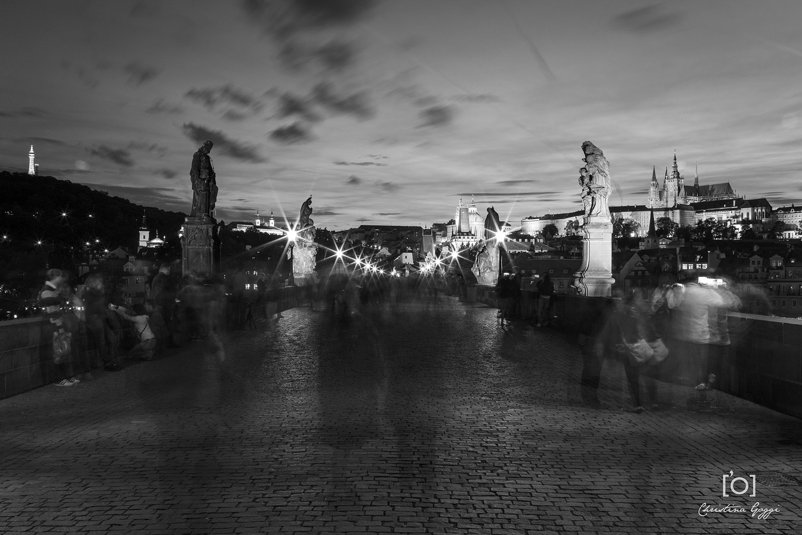 Tutorial: Capturing the Spectral Effect on Prague's Iconic Bridge