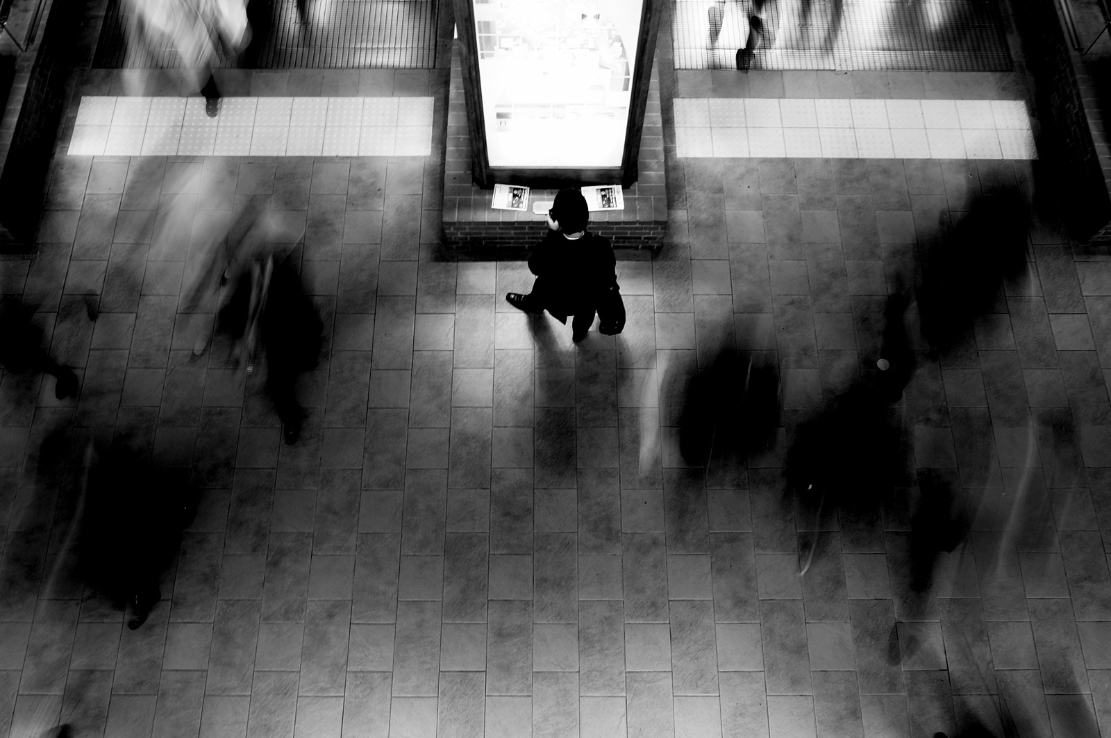 Embrace the Blur: Go Try Long-Exposure Street Photography