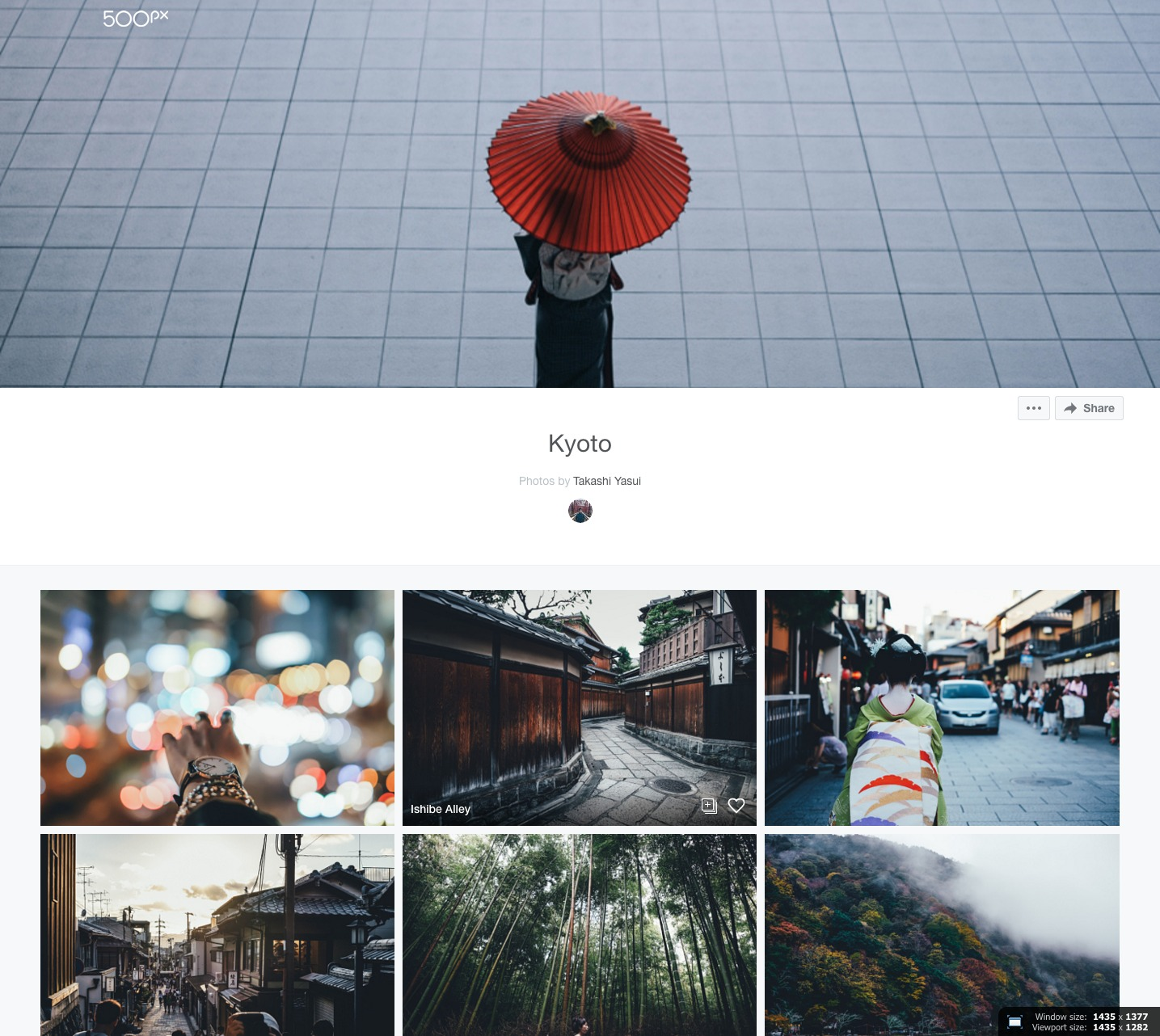 Kyoto Takashi Yasui 500px