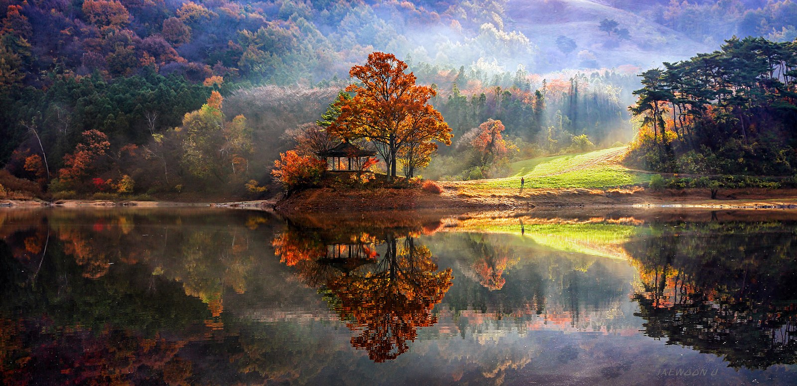 500px Blog » » 10 Perfect Reflected Landscapes by Jaewoon U