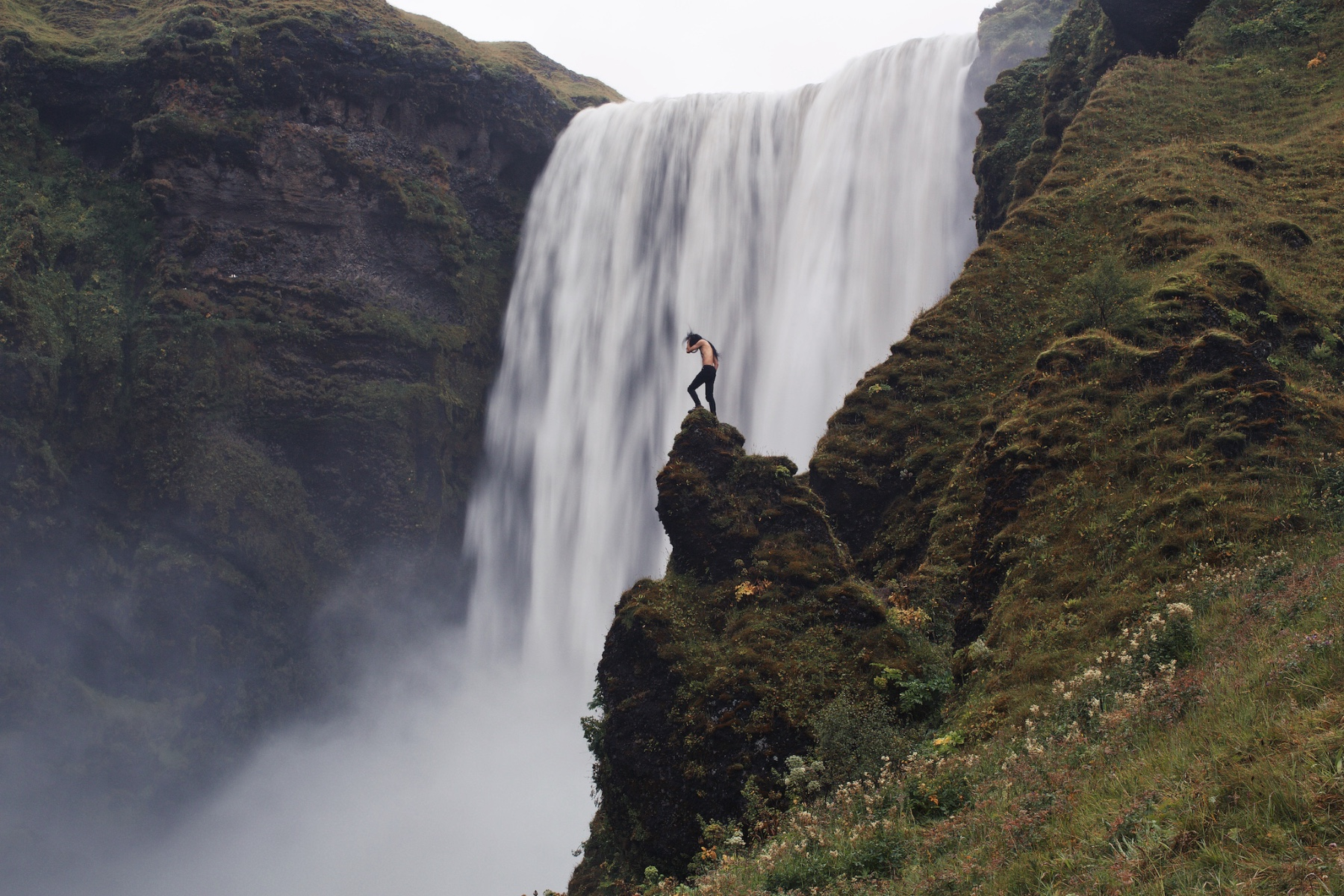 Brilliant Self-Portraits Add a Human Touch to Iceland's Epic Landscapes