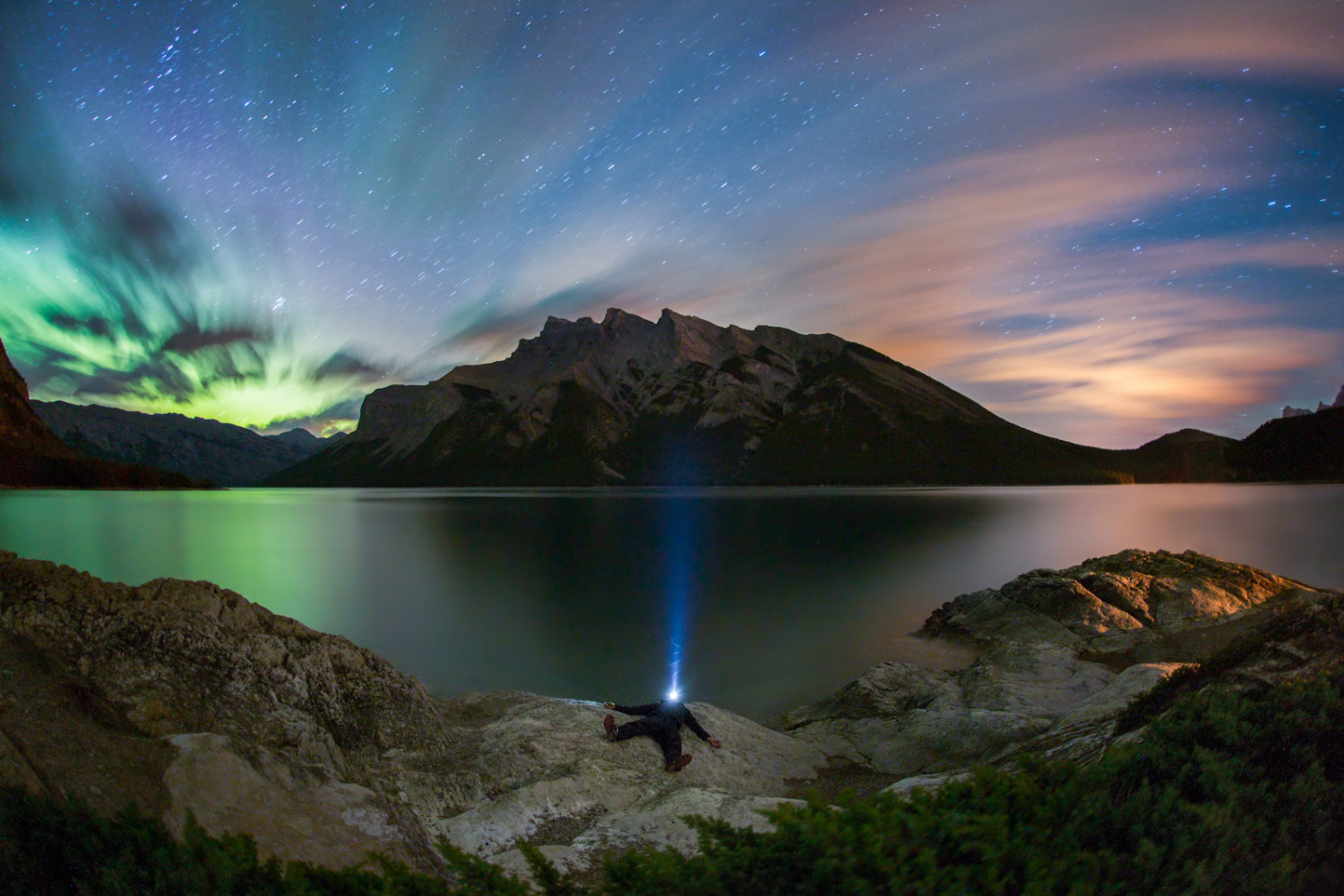 Getting Creative with Aurora Photography