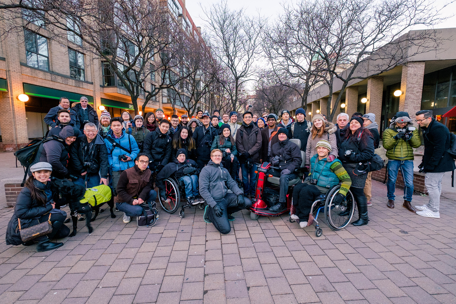 15 Photos from Toronto's First Ever Accessible Photowalk
