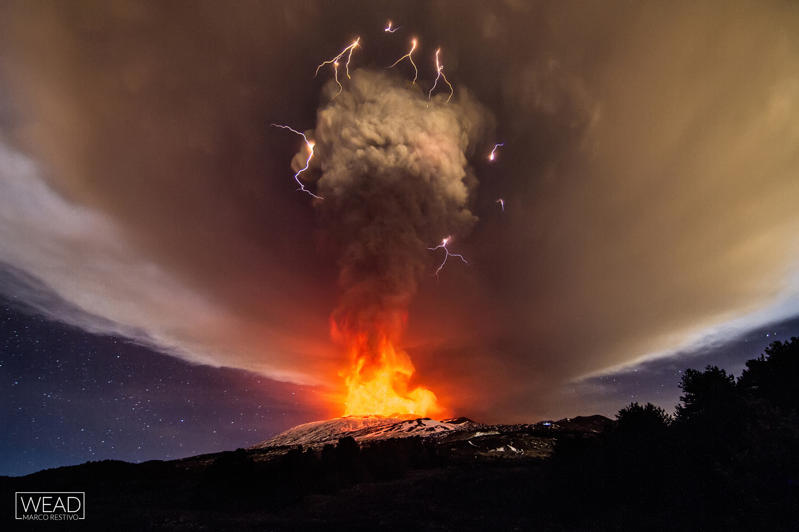 15 Eye-Popping Photos of Mount Etna Coming Back to Life
