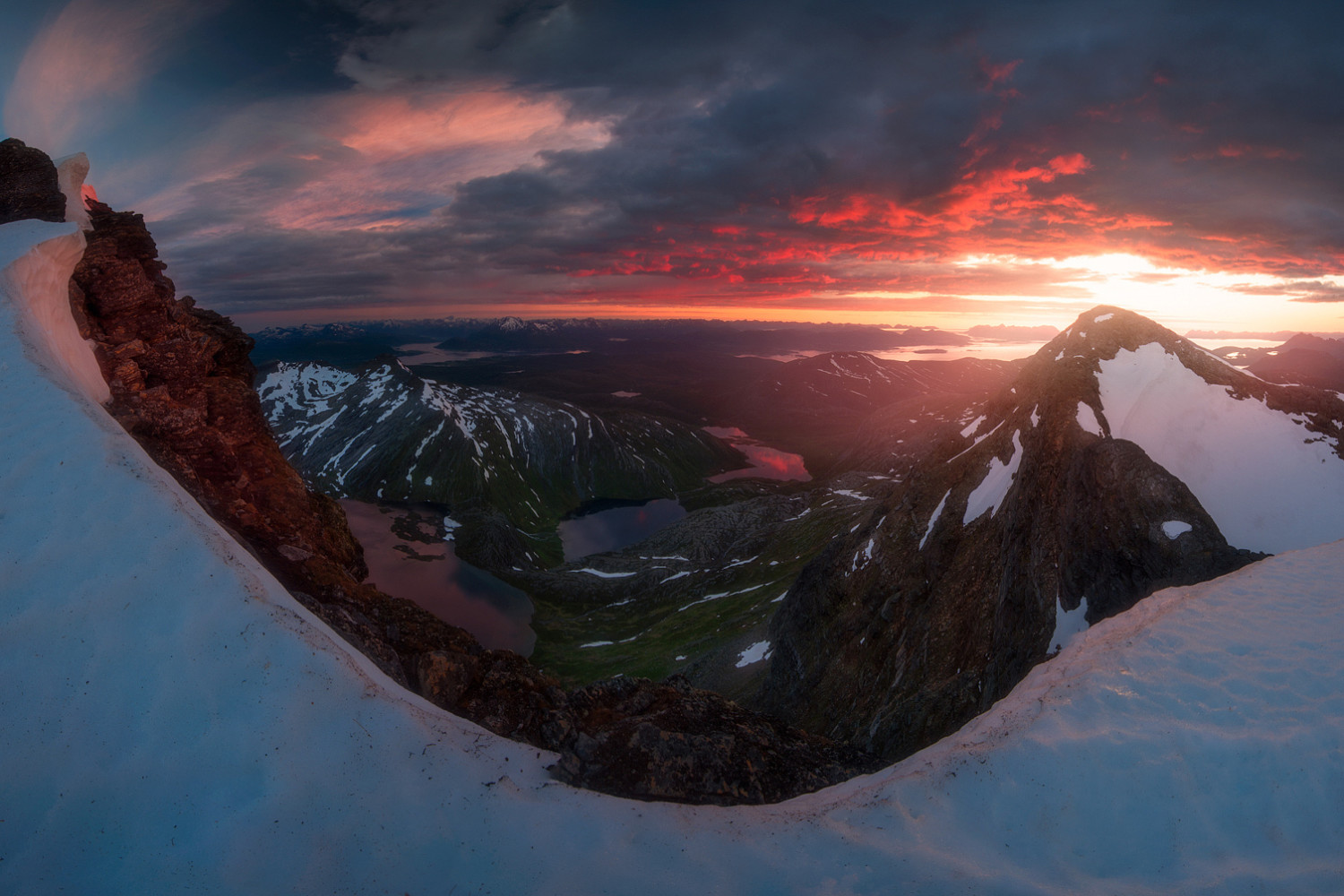 Exploring a Remote Mountain Paradise with Max Rive